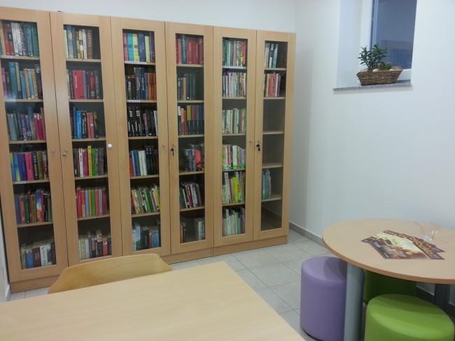 Premična zbirka knjižnice